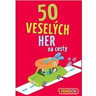 50 veselých hier na cesty - Spoločenská hra