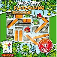 Smart Angry Birds - Stavenisko - Spoločenská hra