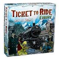 Ticket To Ride – Europe - Spoločenská hra