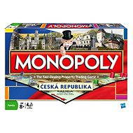 Monopoly Národná edícia – Česká republika - Spoločenská hra
