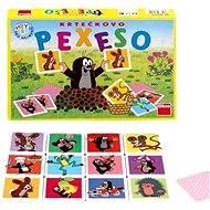 Veľké krtkove pexeso - Pexeso