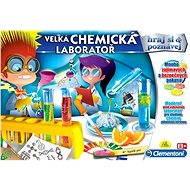 Veľké chemické laboratórium - Kreatívna súprava