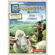 Rozšírenie spoločenskej hry Carcassonne – ovce a kopce – 9. rozšírenie - Rozšíření společenské hry
