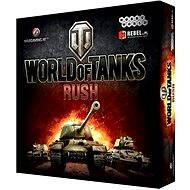World of Tanks: Rush - Kartová hra