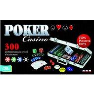 Poker casino 300 žetónov - Kartová hra
