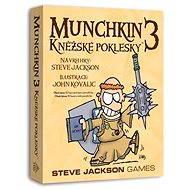 Munchkin 3. Rozšírenie – Kňazské poklesky - Rozšírenie kartovej hry