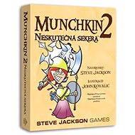 Munchkin 2. Rozšírenie – Neskutočná sekera - Rozšírenie kartovej hry