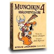 Munchkin 4. Rozšírenie – Kráľovstvo za orie - Rozšírenie kartovej hry