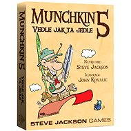 Munchkin 5. rozšířenie – Vedľa ako tá jedľa - Rozšírenie kartovej hry