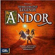 Andor – dobrodružné legendy - Spoločenská hra