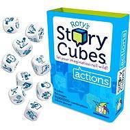 Príbehy z kociek: Akcia - Spoločenská hra