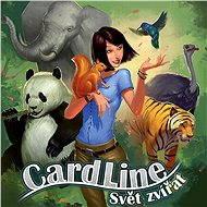 Cardline - Svět zvířat - Kartová hra