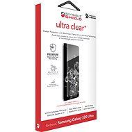 Zagg InvisibleShield Antibacterial Ultra Clear+ pre Samsung Galaxy S20 Ultra - Ochranná fólia