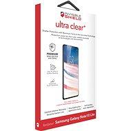 Zagg InvisibleShield Antibacterial Ultra Clear+ pre Samsung Galaxy Note 10 Lite - Ochranná fólia
