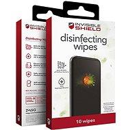 Zagg InvisibleShield dezinfekčné obrúsky 10 ks - Dezinfekcia