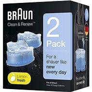 BRAUN Clean & Charge - Náhradná náplň CCR2 - Čistiace náplň