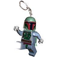 LEGO Star Wars Boba Fett svítící figurka - Svietiaca kľúčenka