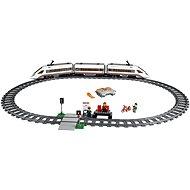 LEGO City 60051 Vlaky, Vysokorýchlostný osobný vlak - Stavebnica