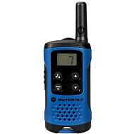 Motorola TLKR-T41 modrá - Vysielačka