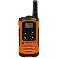 Motorola TLKR-T41 oranžová - Vysielačka