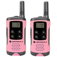Motorola TLKR-T41 ružová - Vysielačky