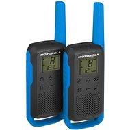 Motorola TLKR T62, modré - Vysielačky