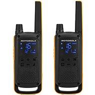 Motorola TLKR T82 Extreme, žltá/čierna - Vysielačka
