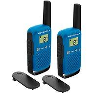 Motorola TLKR T42, modrá - Vysielačka