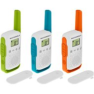 Motorola TLKR T42, Triple Pack - Vysielačka
