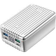Zendure SuperTank - 27000 mAh 100 W Crush-Proof Portable Charger (Silver) - Powerbank