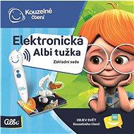 Kúzelné čítanie – Elektronická ceruzka - Kniha pre deti