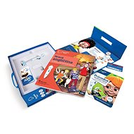 Kúzelné čítanie - Elektronická ceruzka s knihou Hravá angličtina - Kniha pre deti