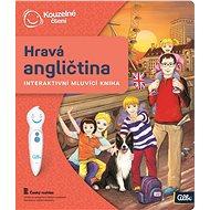 Kúzelné čítanie - Hravá angličtina - Kniha pre deti