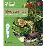 Kúzelné čítanie - Svet zvierat - Kniha