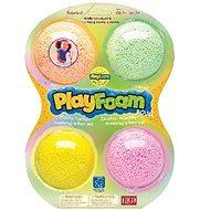 PlayFoam Hrče 4pack – Trblietavé - Penová plastelína