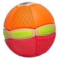 Phlat Ball junior svítící oranžovo-červený - Hádzadlo