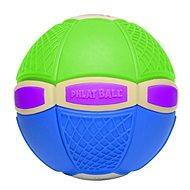 Phlat Ball junior svítící zeleno-modrý - Hádzadlo