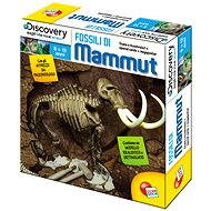Discovery Fosilie mamut - Vzdelávacia súprava