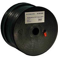 Zircon CU 125 CUPE čierny - Koaxiálny kábel