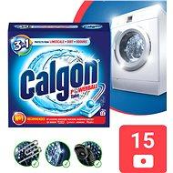 CALGON Tabs 15 ks - Zmäkčovač vody