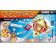 Geomag – Kids Panels 104 dielikov - Magnetická stavebnica