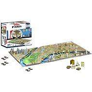 4D City - Paríž - Puzzle