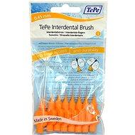 TEPE Medzizubné kefky 0,45 mm Normal - oranžové 8 ks - Medzizubné kefky