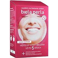 Prípravok na bielenie zubov BIELA PERLA Systém na bielenie zubov