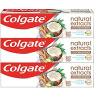COLGATE Naturals Coconut & Ginger 3× 75 ml