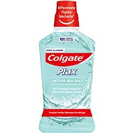 COLGATE Plax Active Sea Salt 500ml - Mouthwash