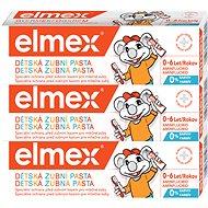 ELMEX Kids 3× 50 ml