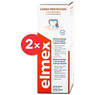 ELMEX Caries Protection 2× 400 ml - Ústna voda