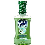 LISTERINE Smart Rinse Kids Mild Mint 500 ml - Ústna voda
