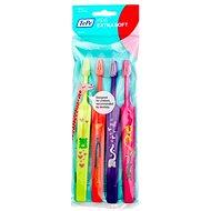 TEPE Kids Extra Soft 4 ks - Zubná kefka